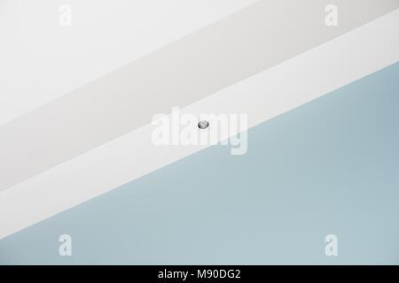 Spotlight on ceiling - Stock Photo
