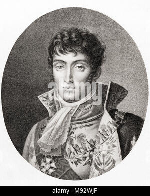 Louis Napoléon Bonaparte, 1778 –1846.  King of Holland, 1806 - 1810 and younger brother of Napoleon I, Emperor of the French.  From Hutchinson's History of the Nations, published 1915 - Stock Photo
