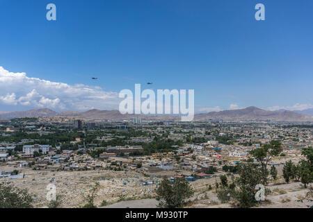 Kabul City, Afghanistan - Stock Photo