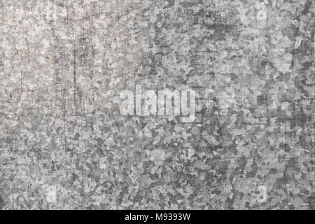 Galvanized metal surface texture. Zinc Texture background. - Stock Photo