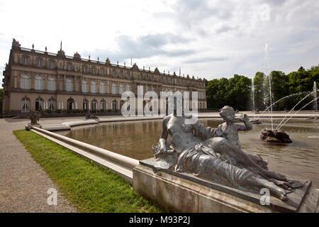 Allemagne, Baviere, Munich, chateau de Herrenchiemsee *** Herrenchiensee castle, Munich, Bavaria, Germany