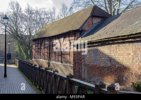 The Market Town of Alton in central Hampshire, southern UK. - Stock Photo