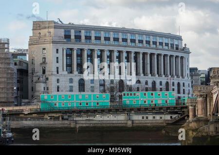 Unilever House in London - Stock Photo