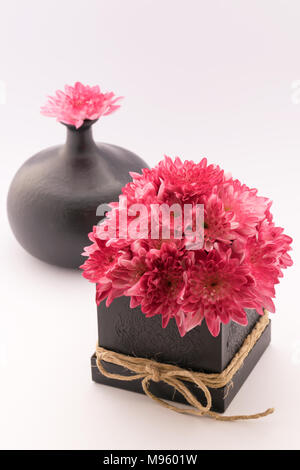 A bouquet of flowers for an anniversary gift, Valentine`s Day, Women`s Day, birthday, wedding. Symbol of love. - Stock Photo