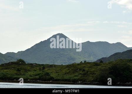 Sugarloaf Mountain, Glengarriff, West Cork - Stock Photo