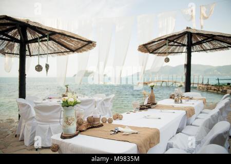 A Stunning Summer Wedding Reception Stock Photo 177813909 Alamy