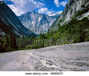 The Sphinx, Paradise Valley, Kings Canyon National Park, California - Stock Photo