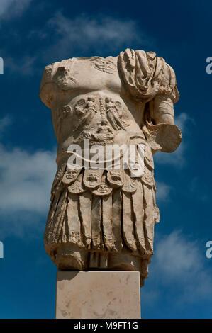 Torreparedones iberian roman archaeological park statues and stock torreparedones iberian roman archaeological park statue in the forum 1st century publicscrutiny Image collections