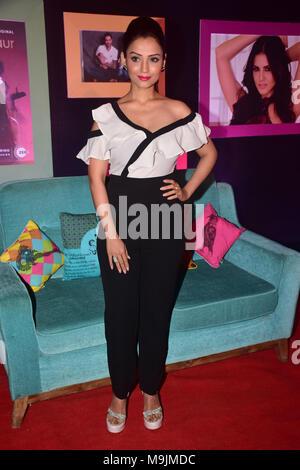 Mumbai, India  26th Mar, 2018  Actress Adam Khan at the Zee TV's