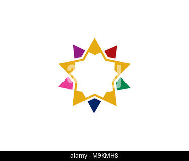 is a symbol associated with success, victory or rank - Stock Photo