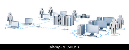 Global network graphic background 3d rendering - Stock Photo