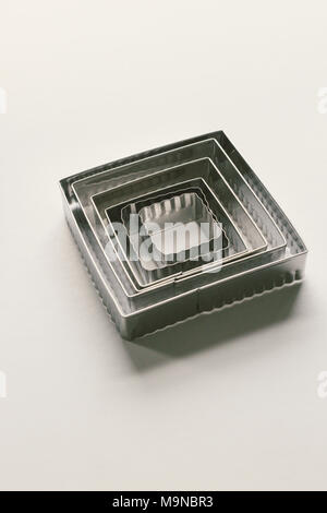 Biscuit Cutters - Stock Photo