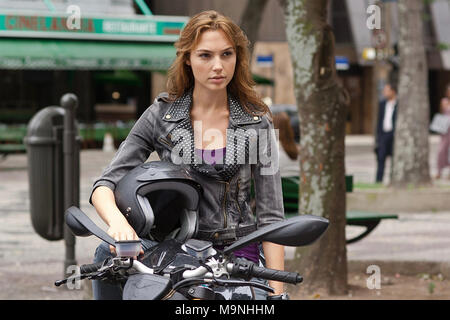 FAST AND FURIOUS 5 (aka Fast Five) 2011 Universal Pictures film Gal Gadot - Stock Photo
