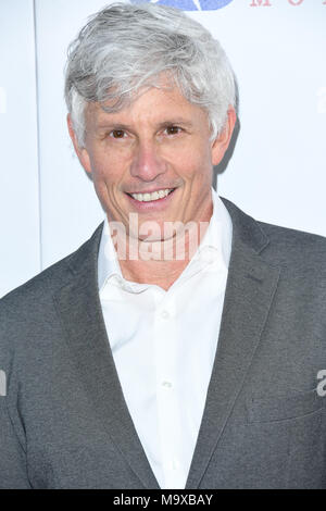 Beverly Hills, CA, USA. 28th Mar, 2018. 28 March 2018 - Beverly Hills, California - John Curran. ''Chappaquiddick'' Los Angeles Angeles premiere held at The Samuel Goldwyn Theater. Photo Credit: Birdie Thompson/AdMedia Credit: Birdie Thompson/AdMedia/ZUMA Wire/Alamy Live News - Stock Photo