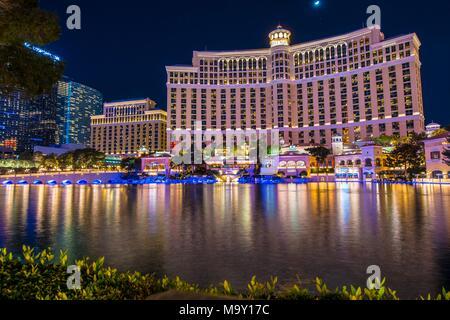 Las Vegas 2018 - Stock Photo