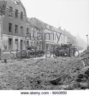 British Valentine Mk Xi Tank Stock Photo 178289266 Alamy