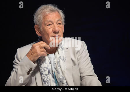 Sir Ian McKellen, English actor attends the Cannes Lions Festival, Cannes, France, June 21 2017 © ifnm - Stock Photo