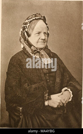 . Emma Darwin, a century of family letters, 1792-1896 - Stock Photo