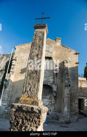 Les Baux-de-Provence, France - Stock Photo