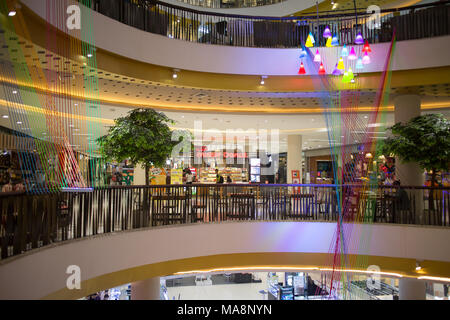 CHIANG MAI, THAILAND -MARCH 30 2018: Central Festival Chiang mai. New Business Plaza of Chiangmai. About 3 Km. from Chiangmai City, Thailand. - Stock Photo