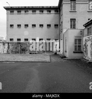 Montluc prison, National Memorial of French Residtance, Lyon, France - Stock Photo
