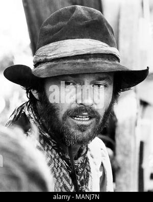 THE MISSOURI BREAKS 1976 United Artists film with Jack Nicholson - Stock Photo