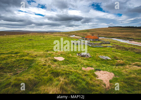Pictures and landscapes from Scotland. Photo: Alessandro Bosio/Alamy - Stock Photo