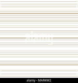 seamless color horizontal stripes pattern vector illustration - Stock Photo