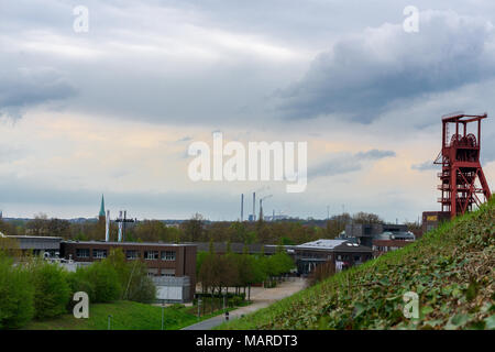 Coal mine Nordstern at ruhr area germany - Stock Photo