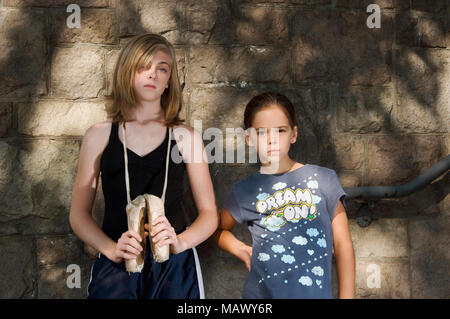 two ballet students - Stock Photo