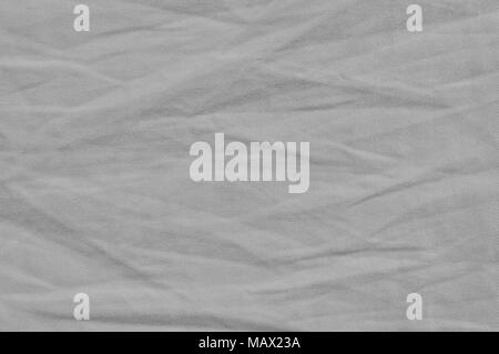 white cotton fabric texture crumpled blanket background photo with