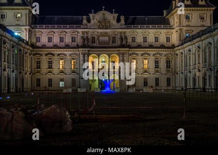 University of Turin. Panorama and architecture - Stock Photo