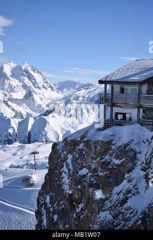 Restaurant Le Panoramic - Stock Photo