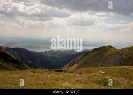 Velebit top of the mountain - Stock Photo