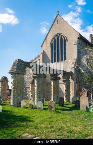 st bartholomew's parish church in lower basildon