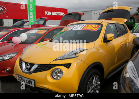Used Nissan cars for sale at a Nissan dealership, Marshalls Nissan ...