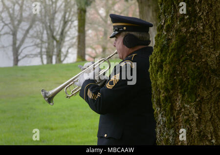 The Army Reserve Military Funeral Honors Team Of Southwestern