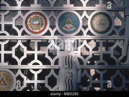 The Scottish Rites Masonic Temple In San Francisco It Is Surrounded