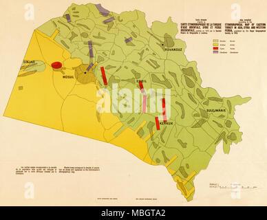 Map of Iraq Stock Photo: 216072827 - Alamy