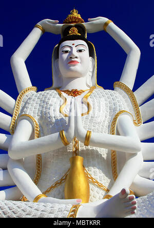 Buddha statue on Samui, Thailand - Stock Photo