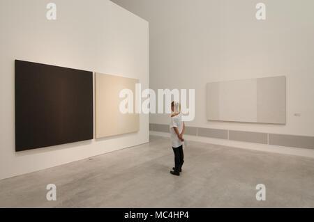In the Stasi museum Berlinische Galerie - Stock Photo