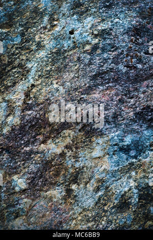 Stone texture with natural colorful irregular pattern. - Stock Photo