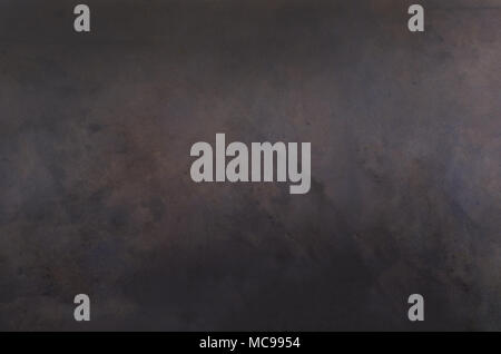 Abstract steel texture, metal background. top view, copy space. Banner - Stock Photo