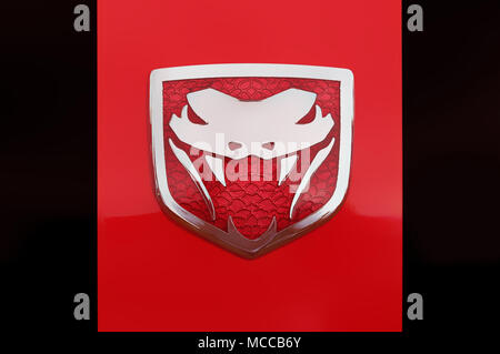 Dodge Mascot Stock Photo 48171110 Alamy