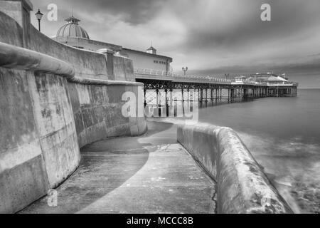 Cromer Pier, Norfolk - Stock Photo