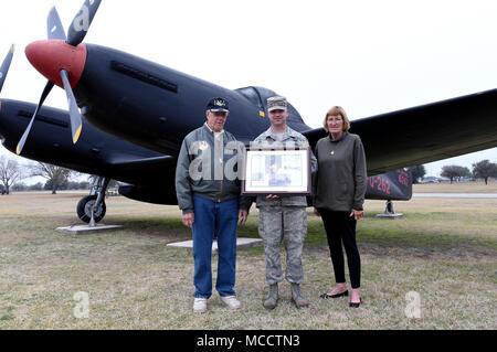 Senior Master Sgt. Aaron Hartzler, aircrew flight ...