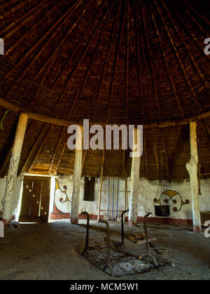 Thatched Round House Iron Age Alternative Building
