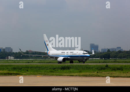 Indian Air Force plane Stock Photo: 276681033 - Alamy