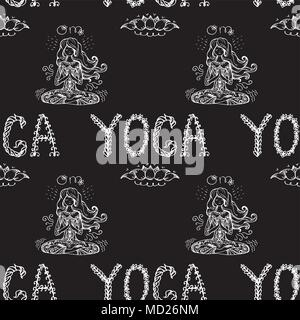 fitness center seamless pattern or background vector