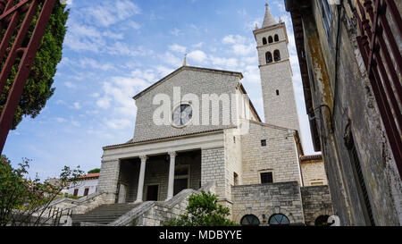 Church in Pula / croatia - Stock Photo
